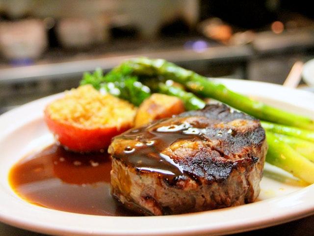 Kött och grönsaker